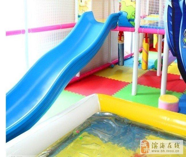 大港室内儿童游乐场