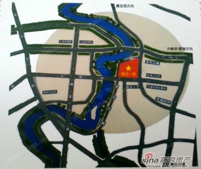 利川锦江一品楼盘规划图 户型图 实景图 样板间-利川