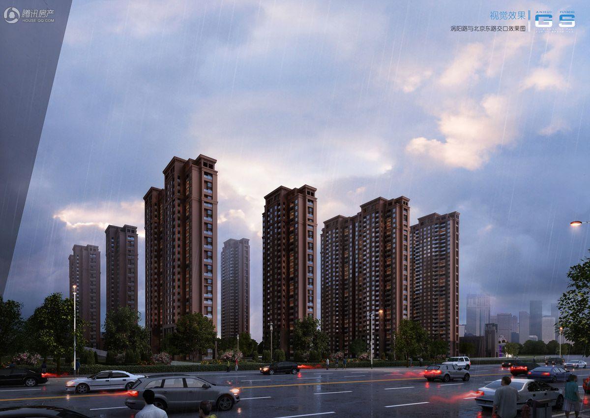 阜阳生建筑风景图片
