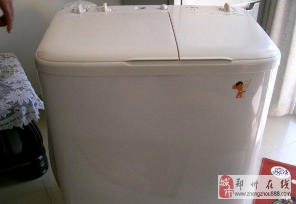 郑州海尔双缸洗衣机