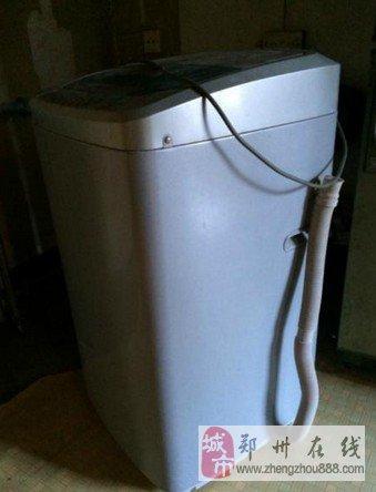 出售自家用的洗衣机一台