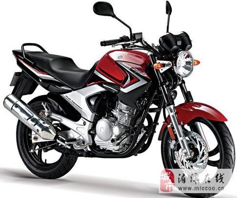 雅马哈天剑王250摩托车