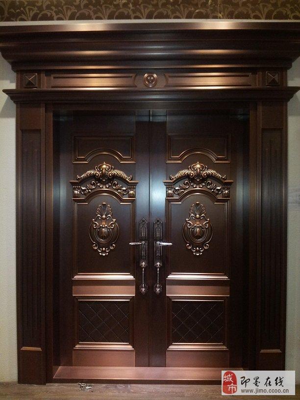 即墨电梯别墅说明书别墅铜门安装图片