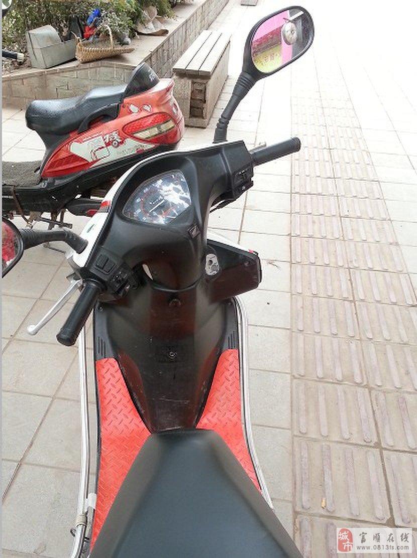 新大洲本田dio踏板车
