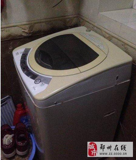 郑州荣事达全自动洗衣机-450元