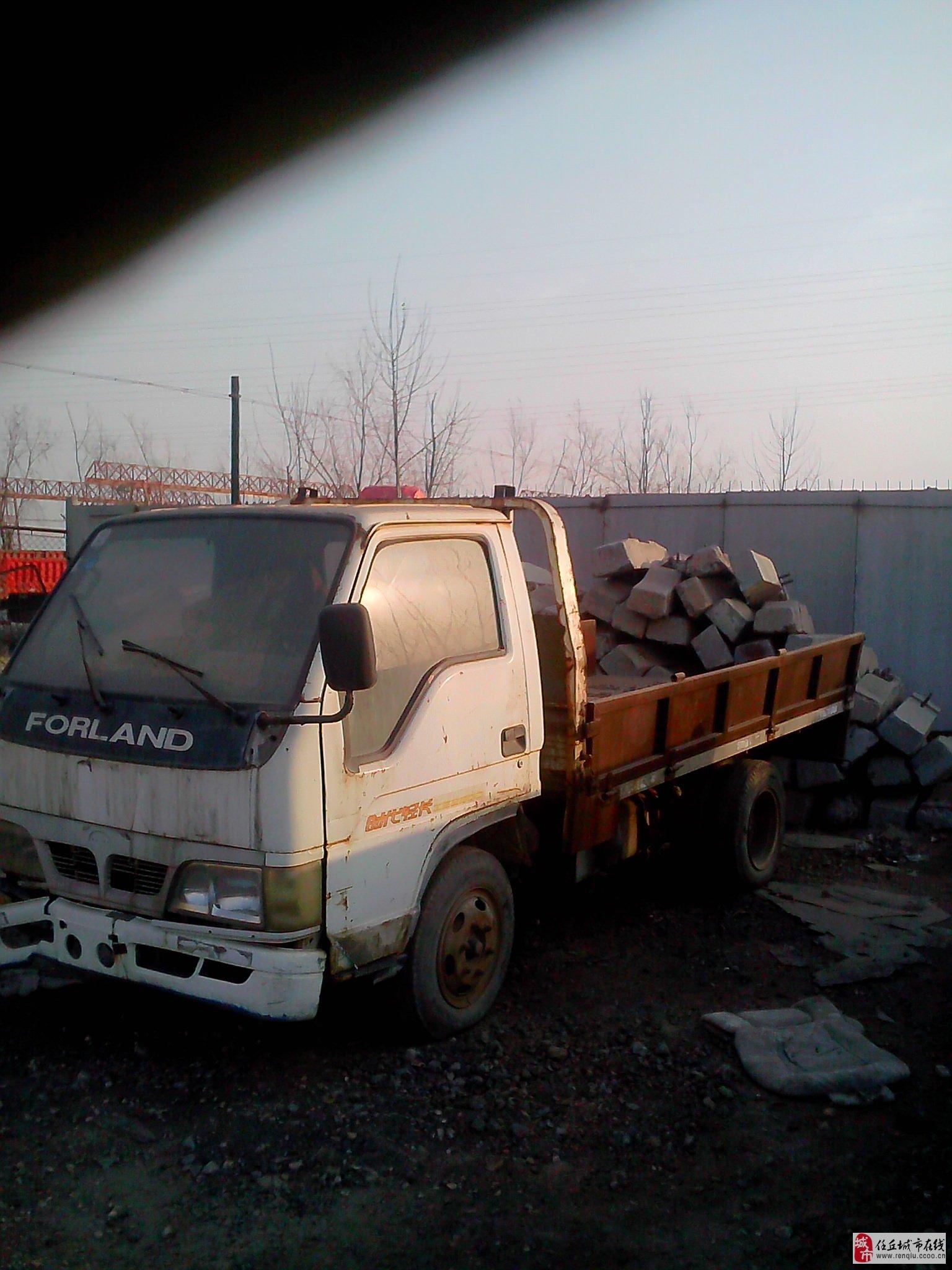 时代金刚588一辆 福田自卸汽车一辆高清图片