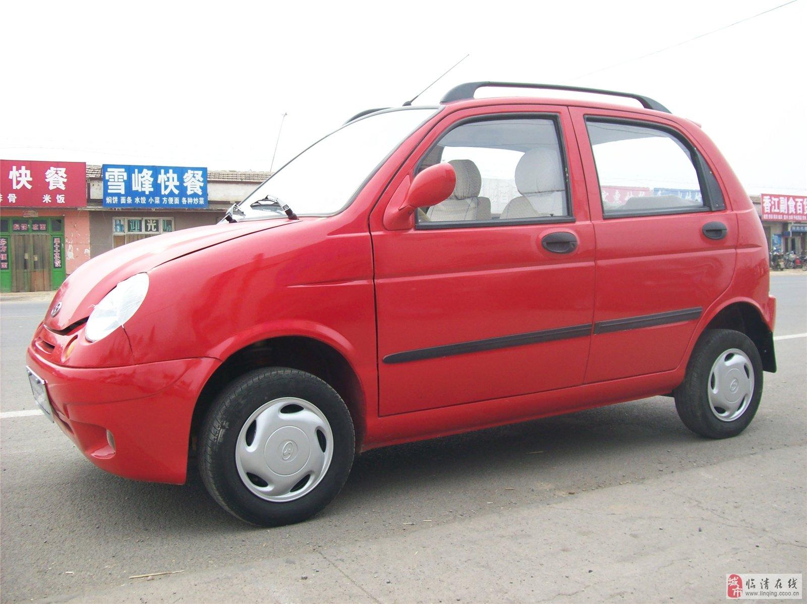 低价出售时风电动轿车!!