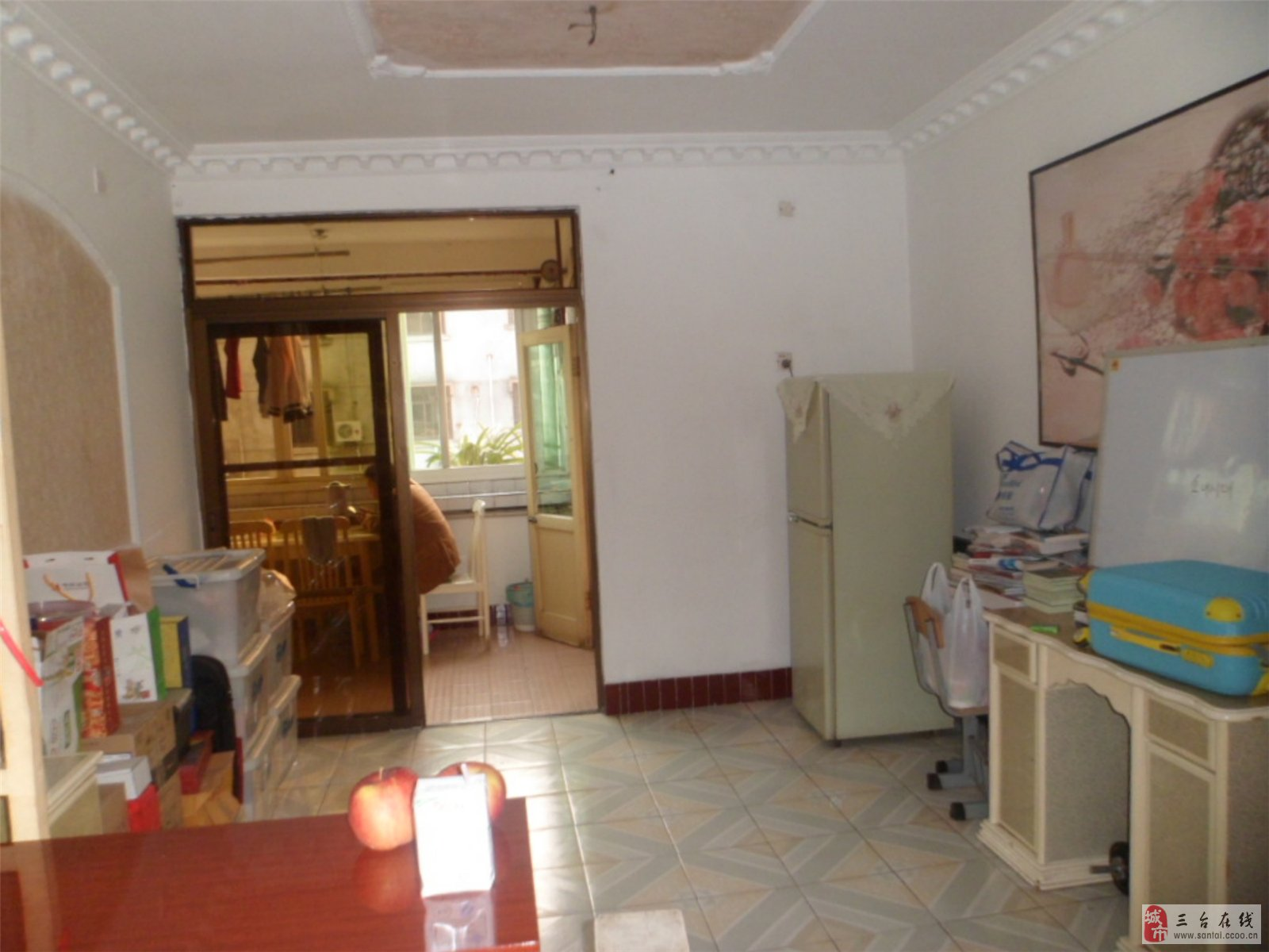 【欧式的装修风格】两室两厅出售-三台在线