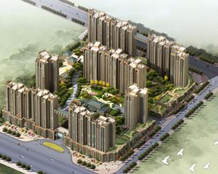 湘水芙蓉城楼盘二期预计2014年开盘