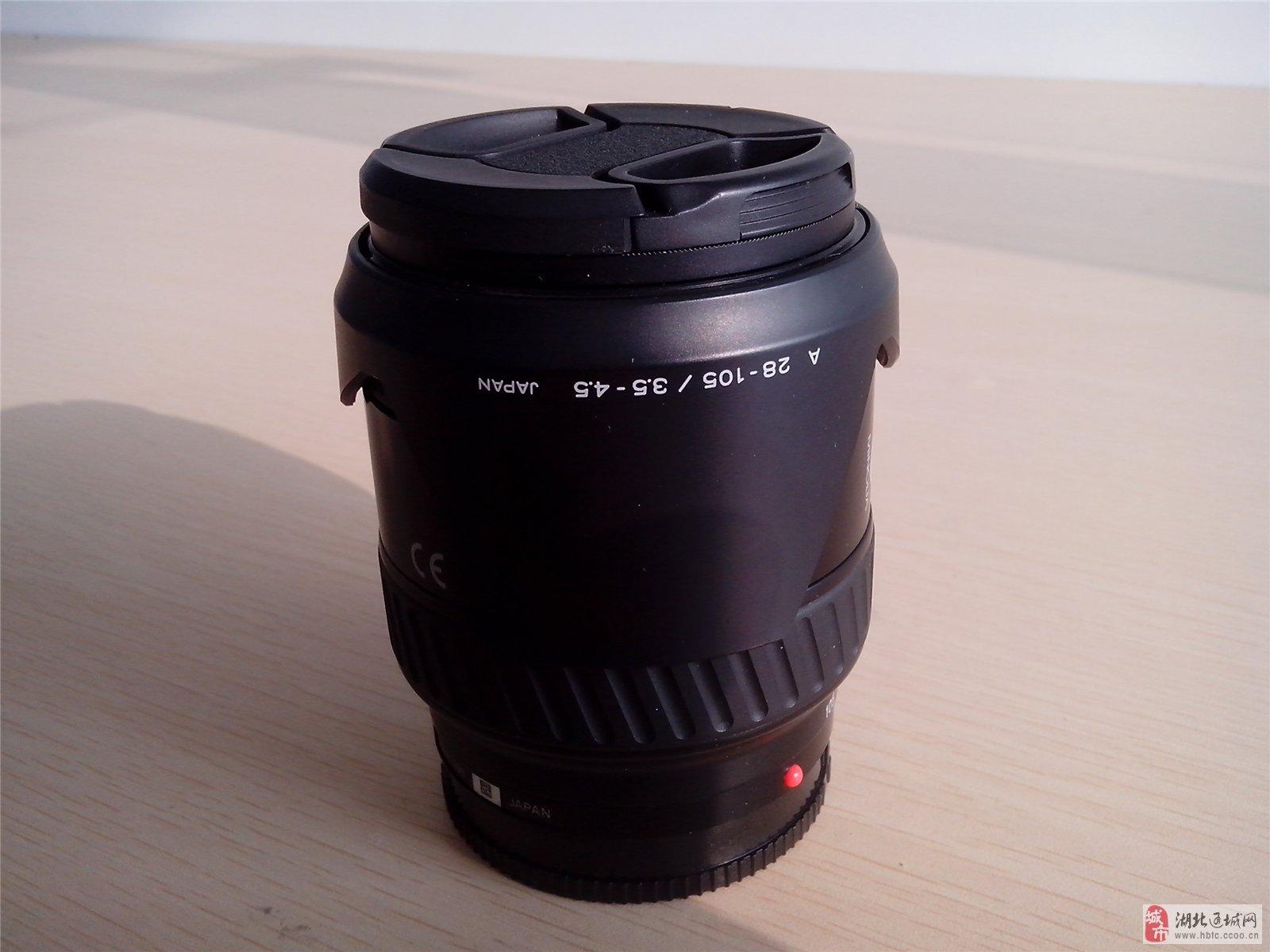 索尼a580单反相机配备4个镜头带充电器电池