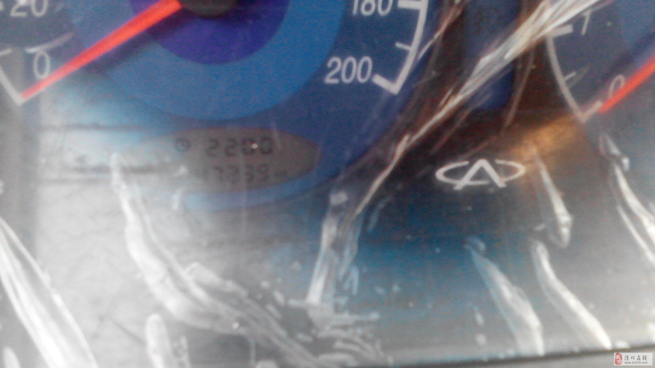出售二手奇瑞的开瑞优雅1.3高清图片