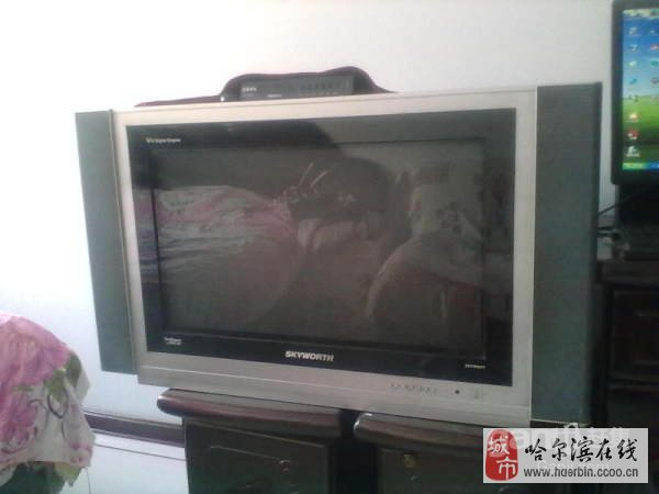创维28t88ht电视转让430元.自提让50元