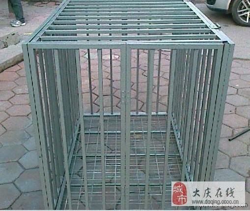 大型狗笼子图片 自己焊狗笼子设计图 自己焊狗笼子设计图