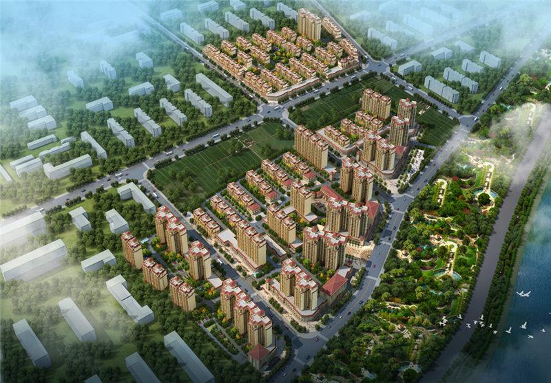 内乡县城区规划图