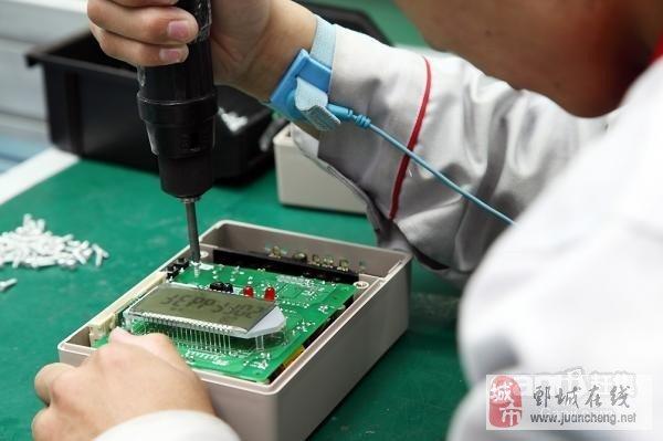 智能电表年产量超过900万台