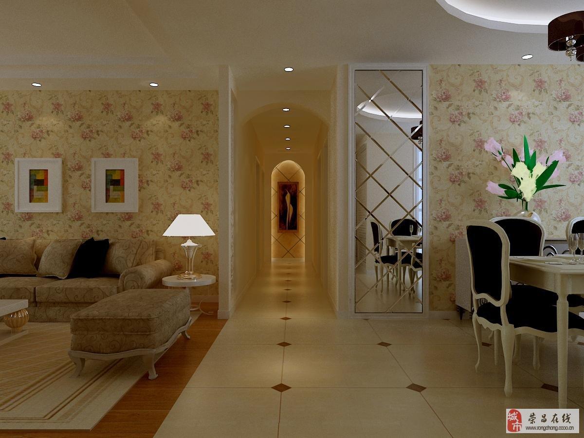 主要承接荣昌新房装修,写字间装修,旧房装修,出租房