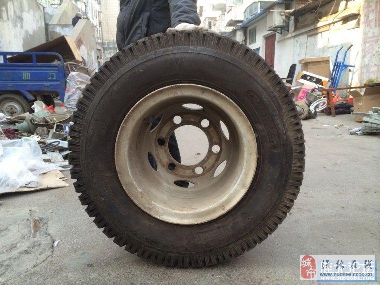 低价出售恒宇轮胎