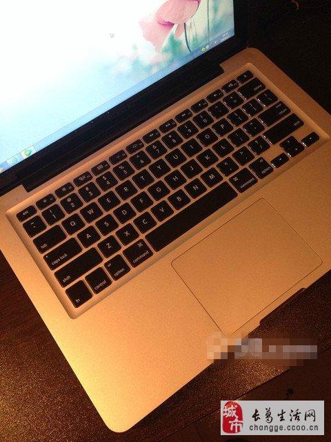 95成新苹果笔记本电脑原装主配无拆无修