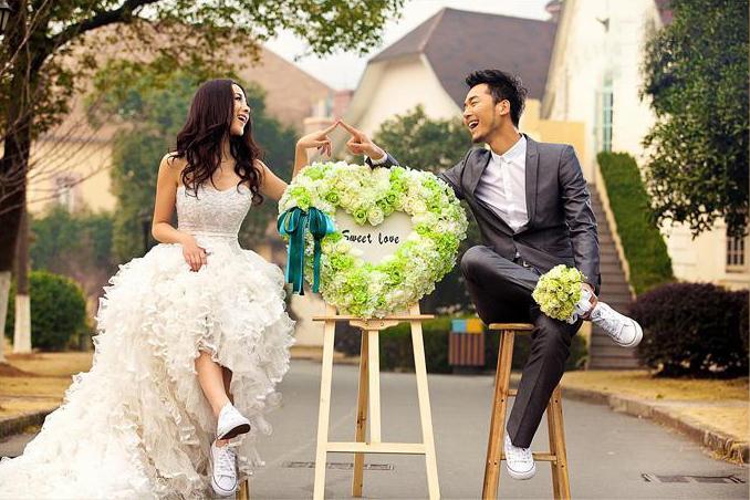 奢靡私人婚纱摄影