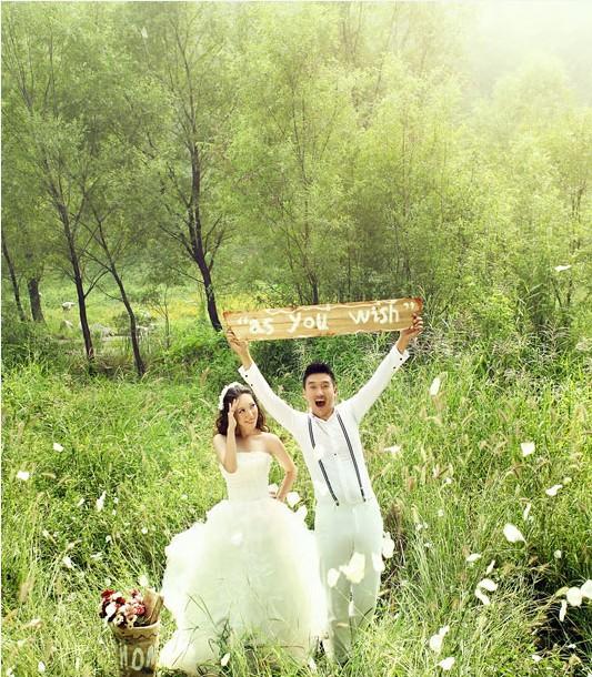 邢台华沙婚纱摄影