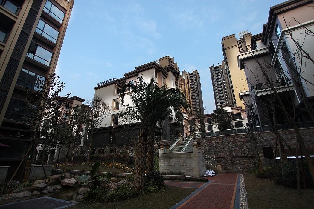 中城国际社区楼盘规划图|户型图|实景图|样板间-仁寿