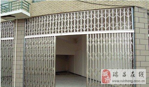 瑞昌市制作铝合金门窗封阳台防盗网不锈钢大门