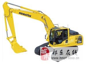 出售小松200-8挖机一台