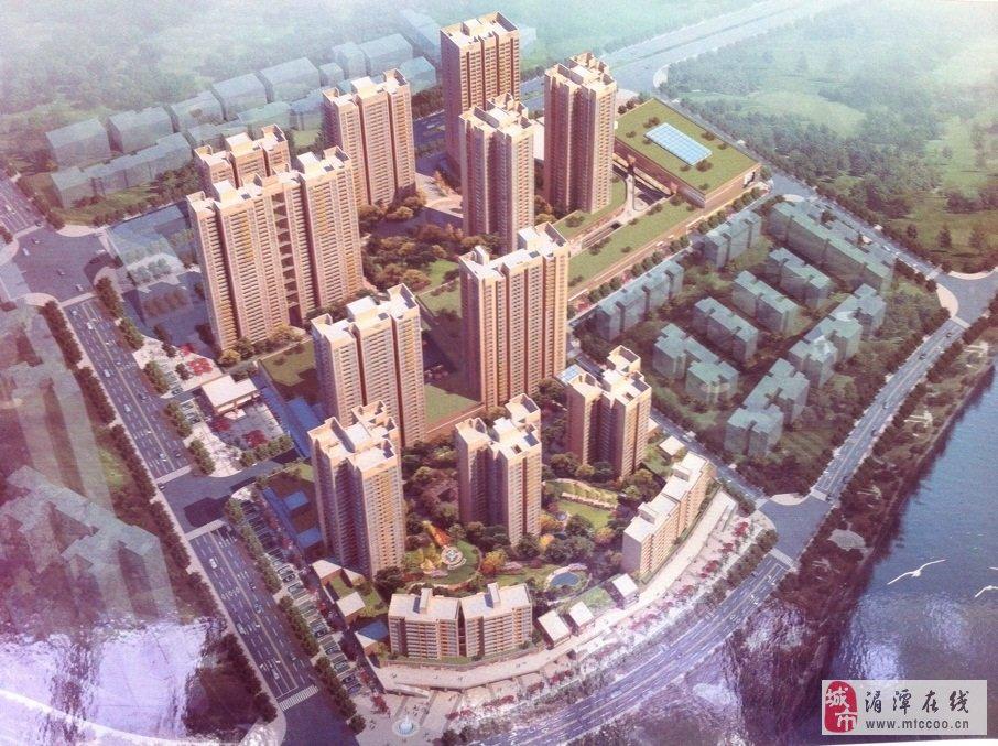 香江半岛60-140户型火热销售-湄潭在线