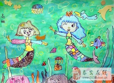 镂空动物绘画模板展示
