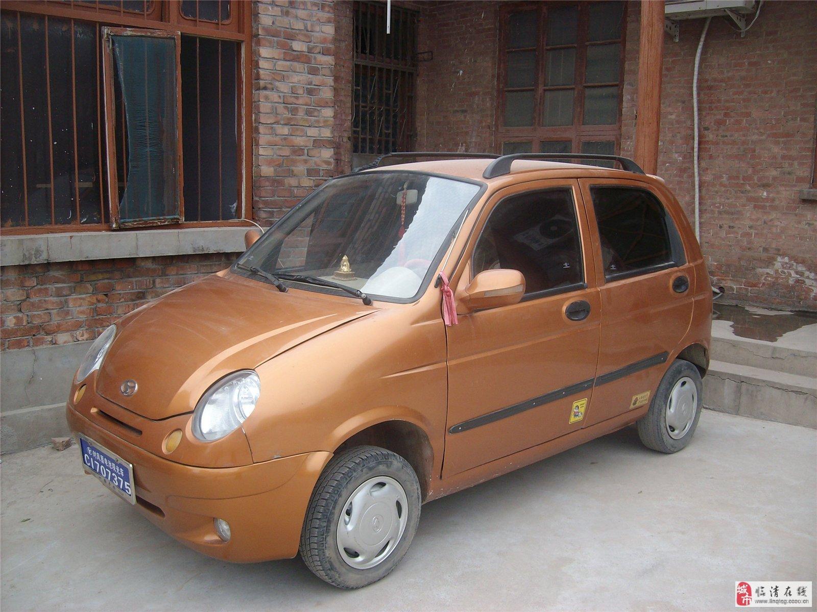 出售时风电动轿车一辆