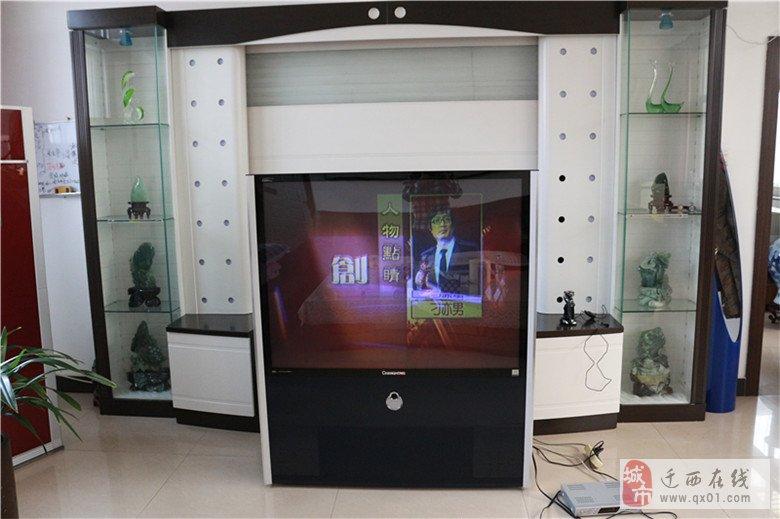 出售28寸长虹宽屏彩色电视机