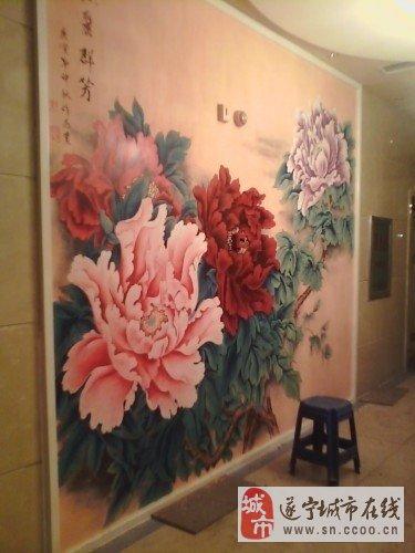 手绘墙/装饰配画