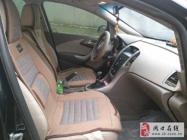 2012款别克英朗GT 1.6L 手动舒适版