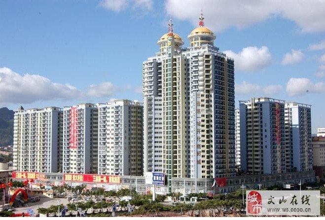 三鑫商贸城5幢2003室单身公寓全新装修出售-文山在线