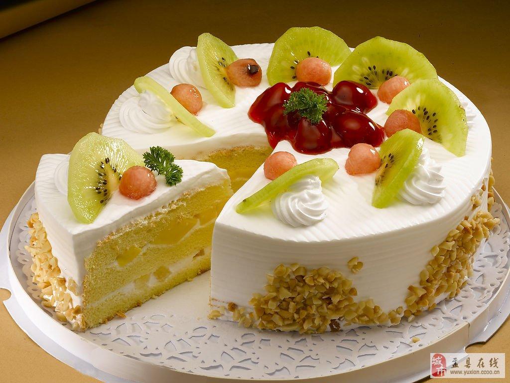 超好看欧式二层蛋糕图片