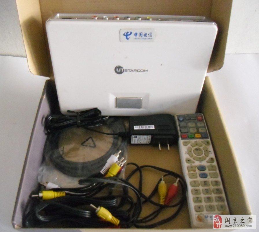 华为网络机顶盒ec1308,配线齐全,有图