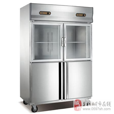 出售9.8成新冷柜《酒店厨房专用》