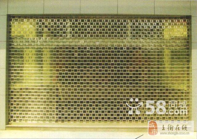 铝合金电动卷闸门的特点