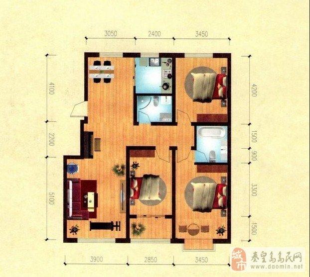 房屋品平面电路图