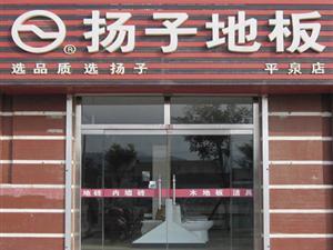 平泉扬子地板专卖店