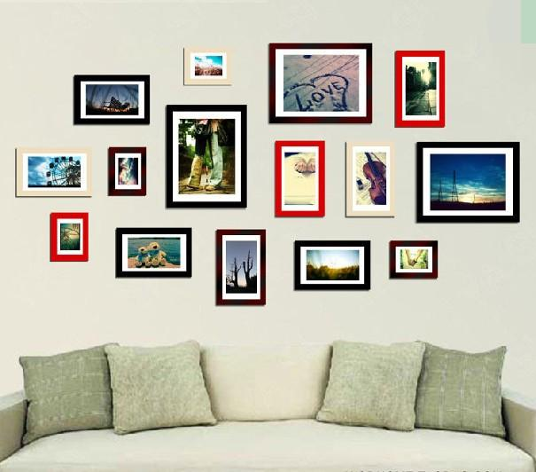 照片墙的设计方法,值得借鉴哦!