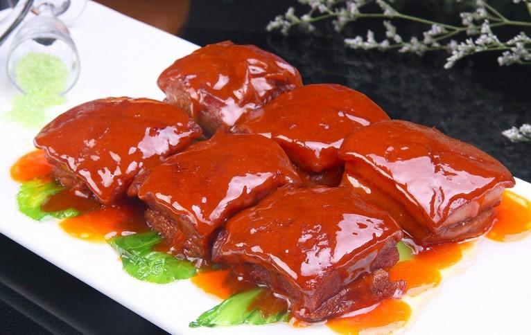 海带红烧肉
