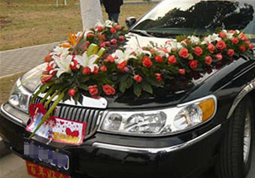 豪华加长林肯婚车