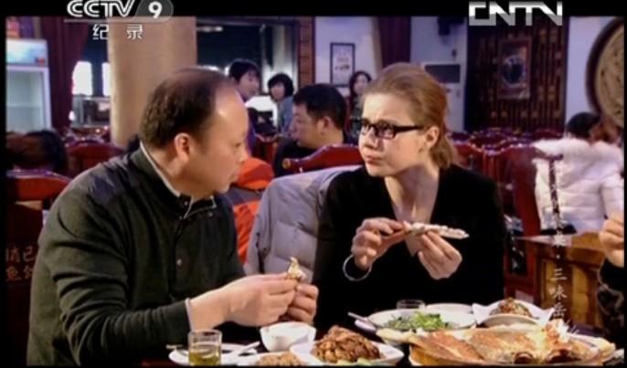 央视:行走的餐桌之《三味岳阳》