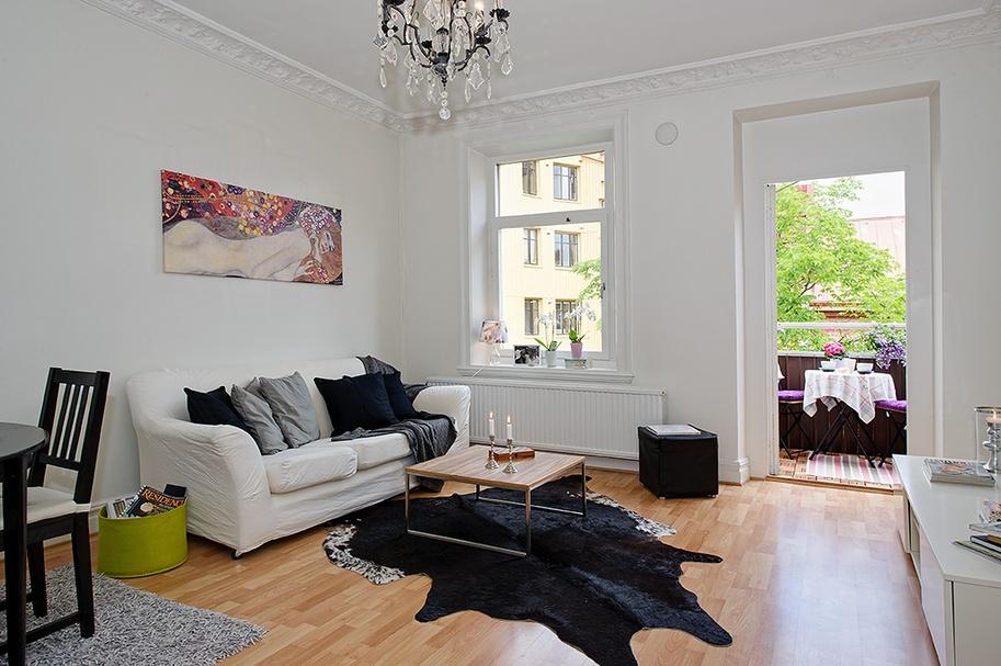 45平方米小户型客厅装修效果图大全