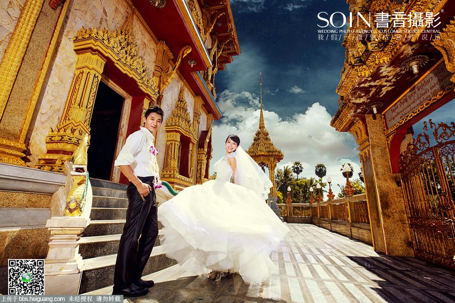 [异域风情]泰国婚纱照