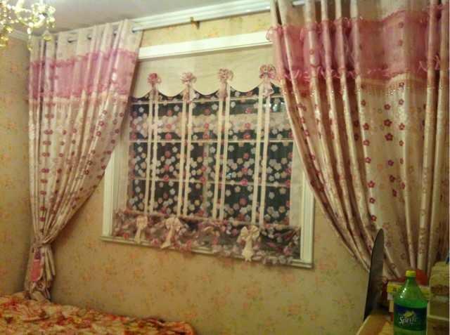 龙摄影家窗帘装饰