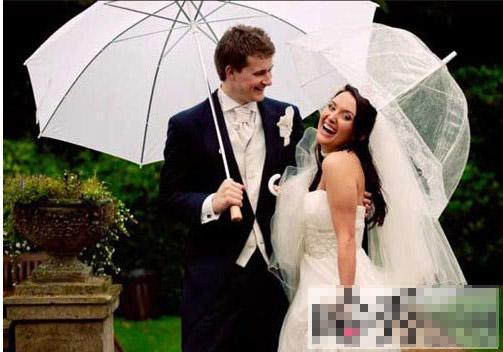 户外婚礼遇上雨天怎么办 5点教你随机应变