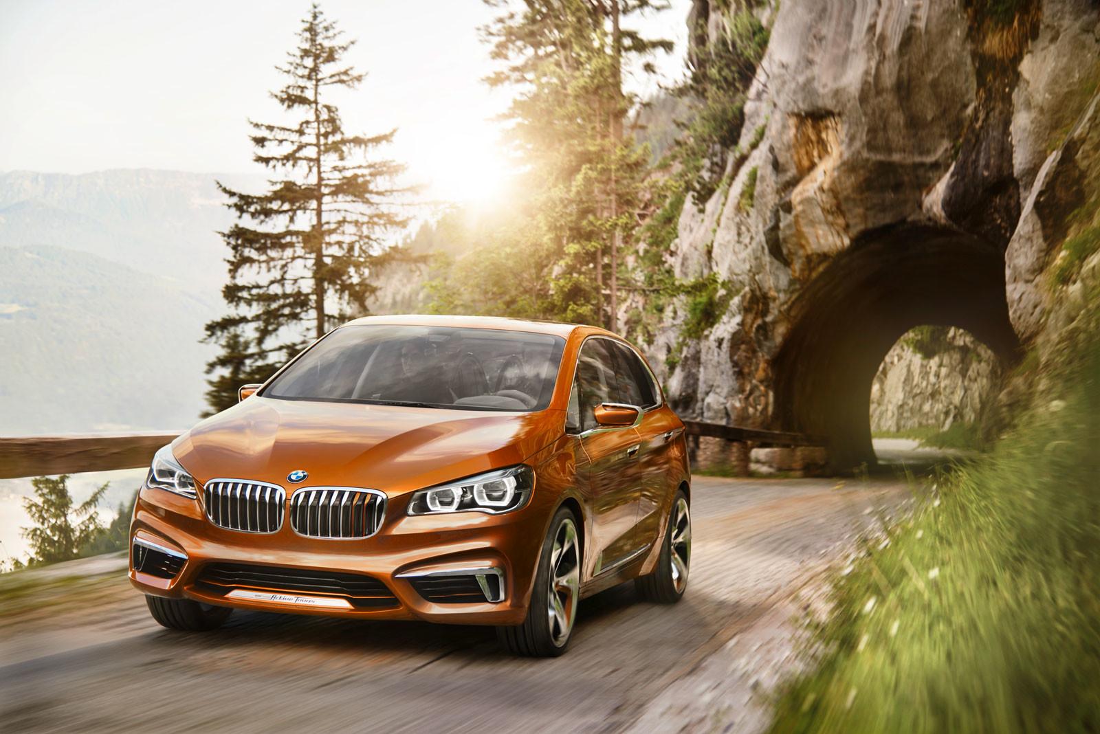 宝马BMW Concept Active