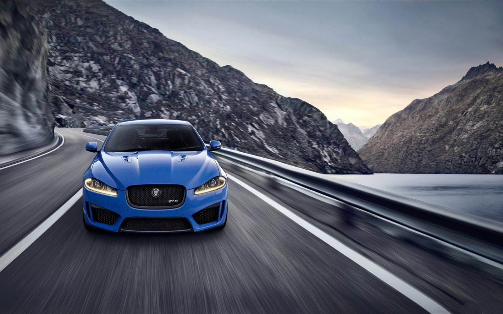 Jaguar XFR-S 2014 捷豹XFR-S